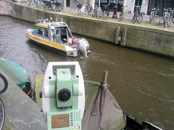2014 Amsterdam, lodingen grachten