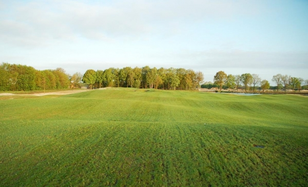 2008 Milheze-Bakel, aanleg golfbaan de Stippelberg